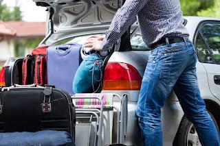 Cómo cargar correctamente el maletero del coche - Fénix Directo Blog