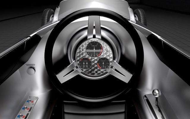 日産 インフィニティ プロトタイプ9  コンセプトカー