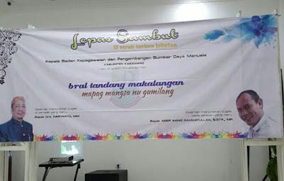 Hari Ini Dilaksanakan Sertijab Kepala BKPSDM (BKD) Kabupaten Karawang