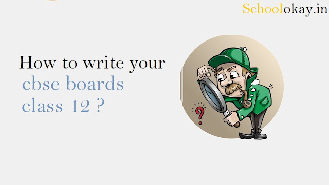 how to write you board exams 2020