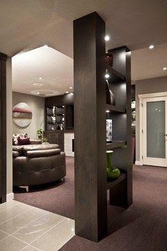 Desain Tiang Rumah Indoor