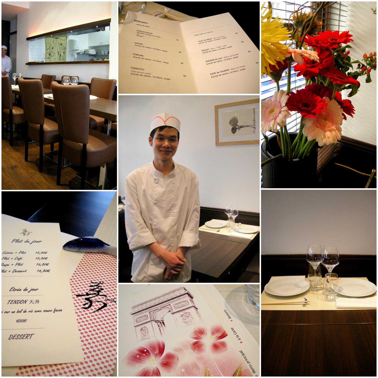 Restaurant Chinois Japonais A Volont Ef Bf Bd Paris