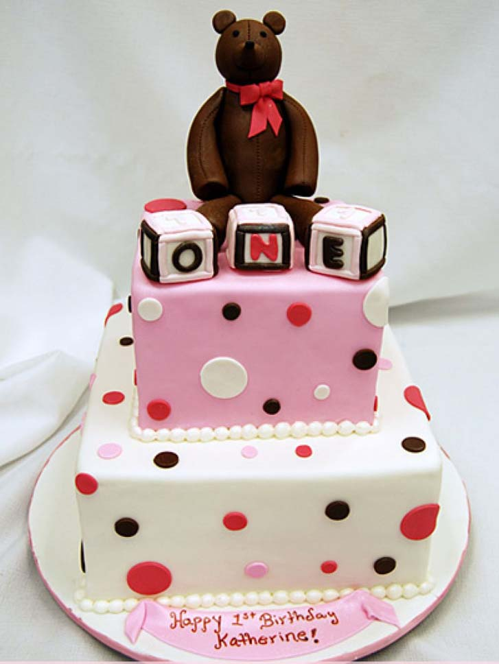 Cute 18th Birthday Cakes Design