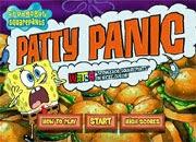 juegos de cocina patty panic