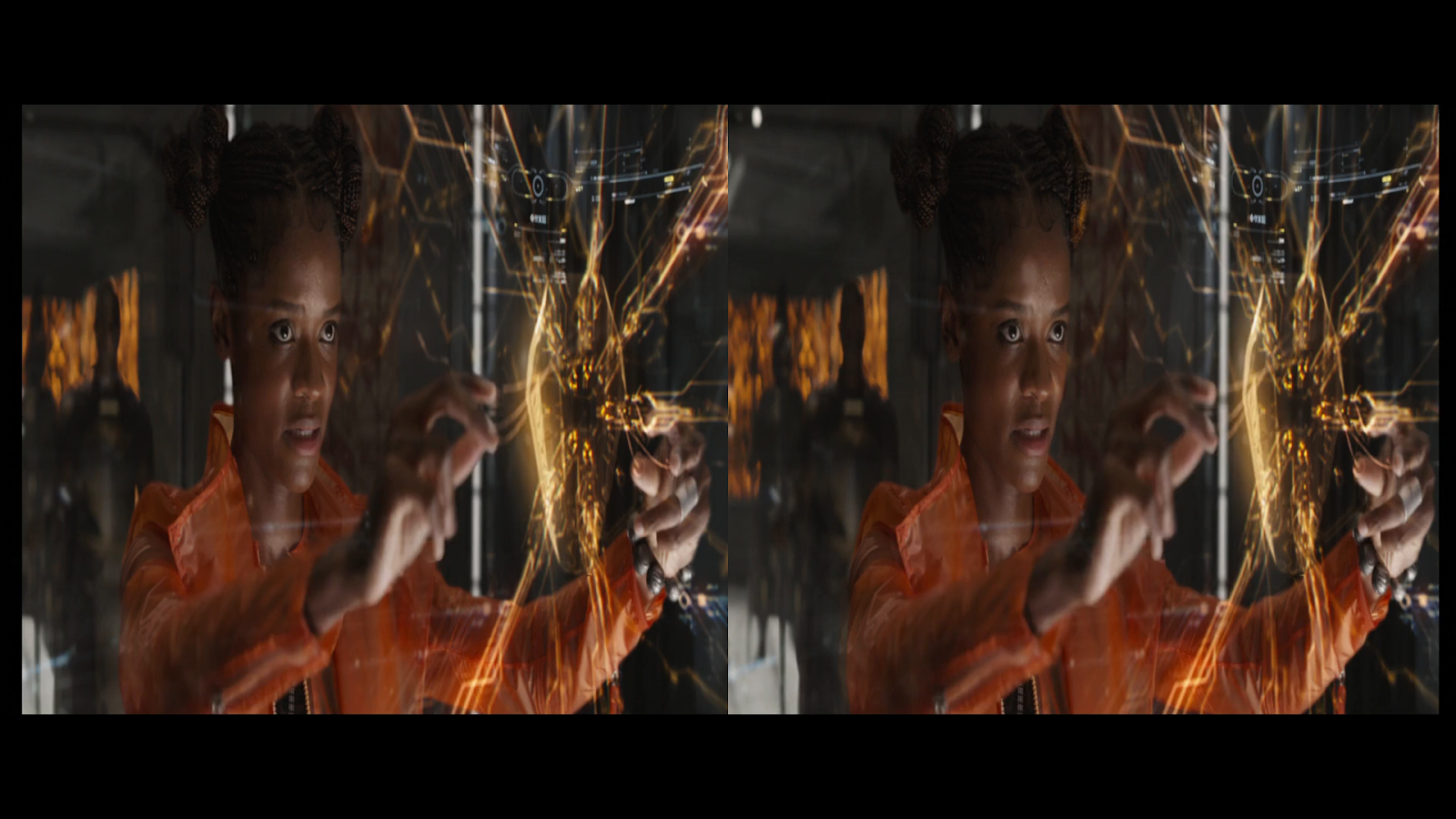 Avengers: Infinity War (2018) 3D SBS Full 1080p Latino-Ingles captura 4