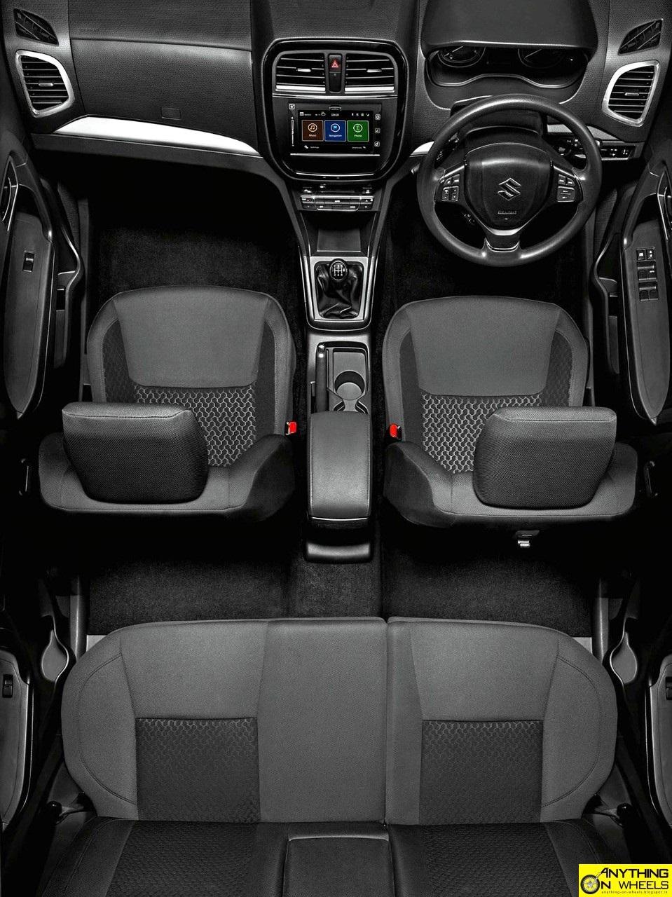 Anything On Wheels Maruti Suzuki Launches The Vitara Brezza In