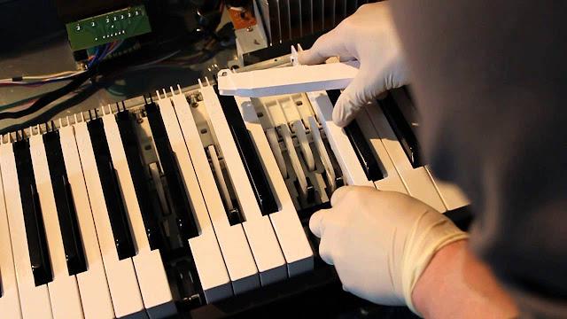 Dijital Piyano Tamiri