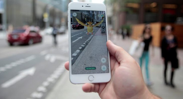 Por jugar Pokemon Go y atrapar a Pikachu causa accidente