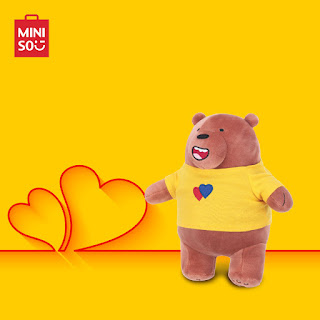CELEBRATE LOVE WITH MINISO