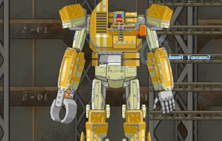 Play Assemble Mecha Puzzle Online Game