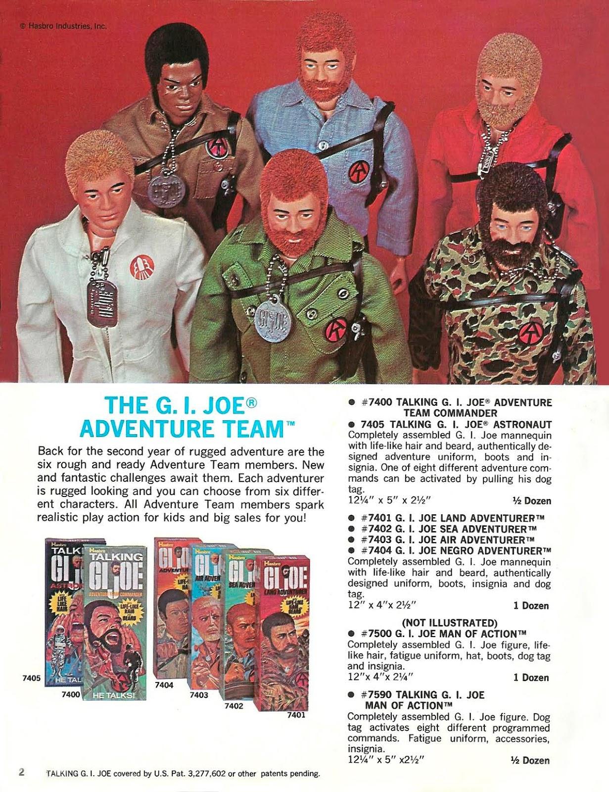 1971 Adventure Team