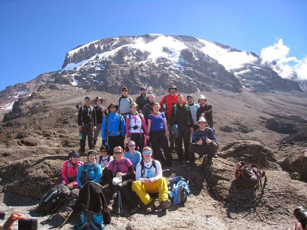 Climbing kilimanjaro,travel deals, africa tours and ...