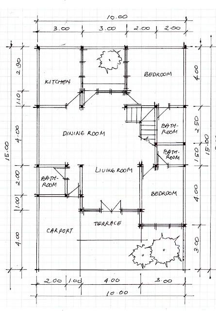1st floor plan of home image 16