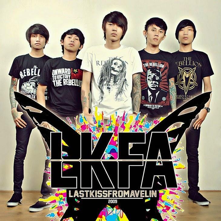 Rockets Rockers Ingin Hilang Ingatan: Chord Gitar MetalHardcore Indonesia