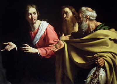 Imagem do chamado de São Pedro e Santo André, pintura, #1