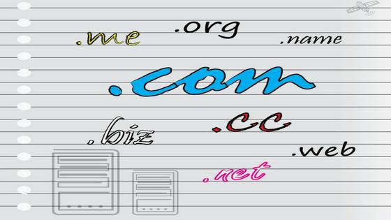 نطاقات المواقع , نطاقات
