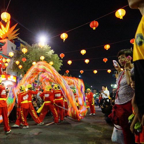 Tinuku Travel Yogyakarta Chinese Culture Week, annual festival of Chinatown Kampung Ketandan in Malioboro street