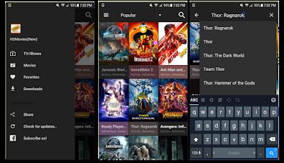 تطبيق Cinema HD للأندرويد, برنامج لتحميل الافلام مترجمه للاندرويد, تطبيق لمشاهدة الافلام مترجمة للاندرويد, افضل برنامج لتحميل الافلام للاندرويد