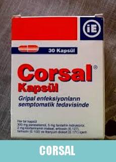 Corsal Kapsül