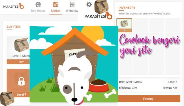 parasitesi.net para kazanma