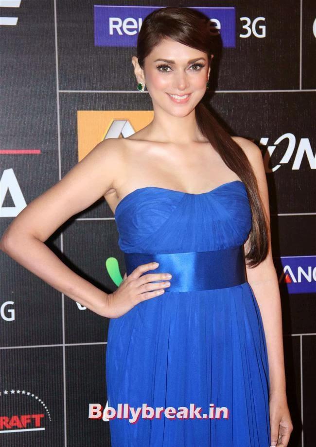 Aditi Rao, Global Indian Music Awards 2014 Pics