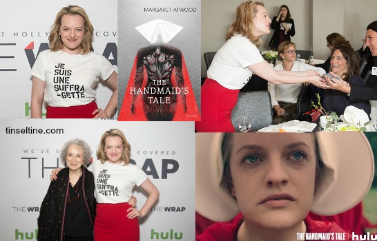 Elizabeth Moss The Wrap Power Breakfast 2017