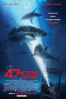 Αυτόν τον Ιούνιο μην μπείτε στο.. νερό. 47 μέτρα κάτω στην θάλασσα. (ΒΙΝΤΕΟ)