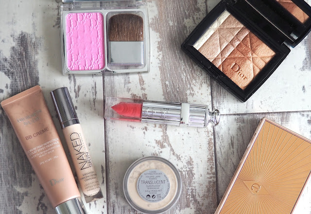 A FOTD using Dior Makeup products