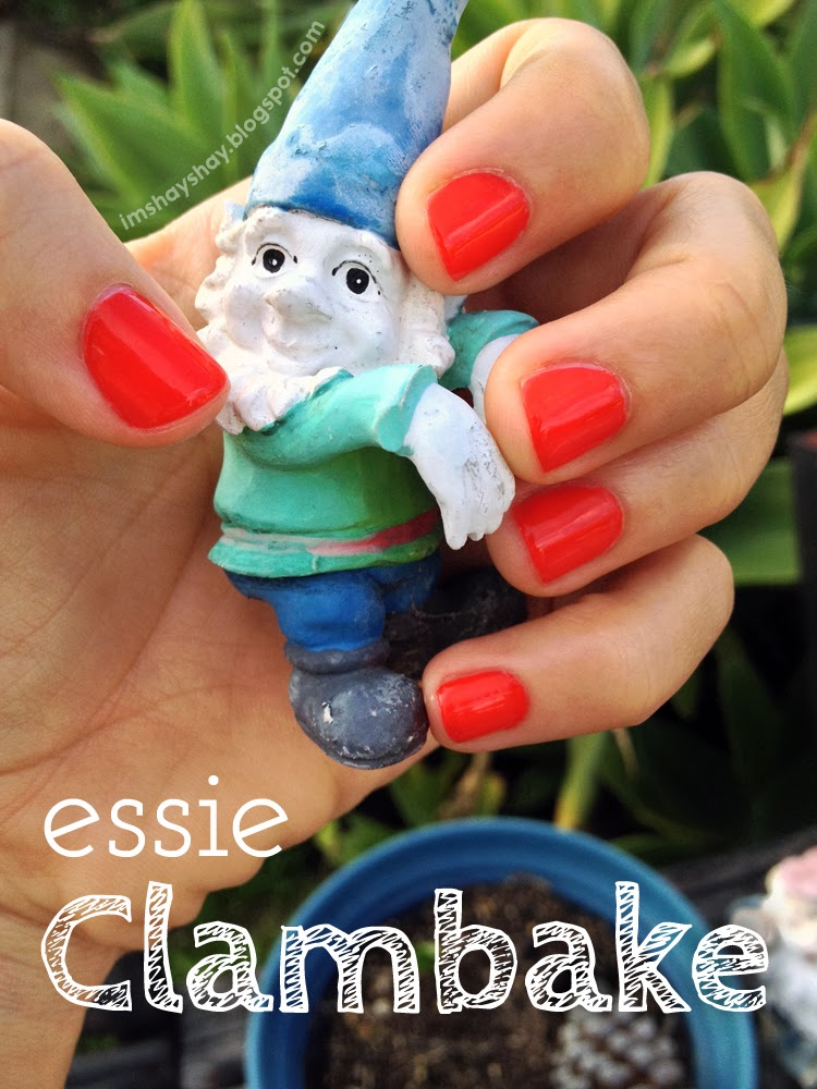 Essie Clambake Essie: Clambake...