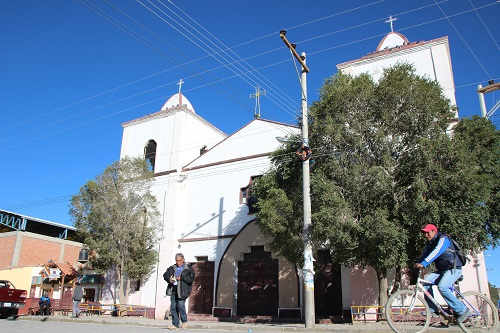Catedral-Uyuni