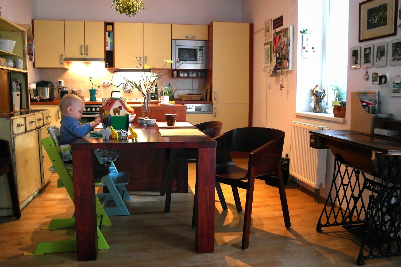 82e83a04e Rosa Mitnik: Máme nové židle aneb jak jsem brečela