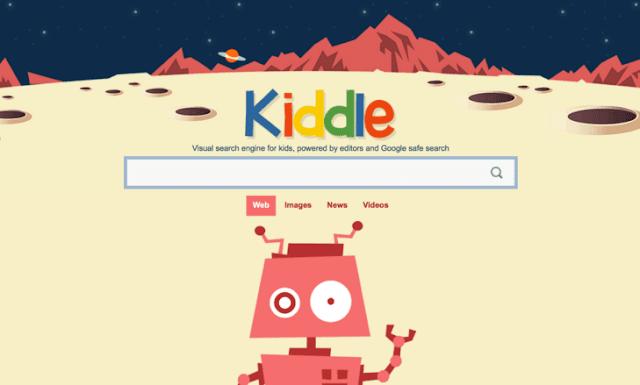جوجل تطلق محرك بحث جديد للاطفال لحمايتهم من مخاطر الانترنت
