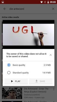 تطبيق YouTube Go للأندرويد, تطبيق YouTube Go مدفوع للأندرويد, تطبيق YouTube Go مهكر للأندرويد