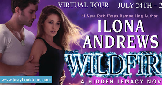 Virtual Tour - Wildfire (Hidden Legacy #3) by Ilona Andrews