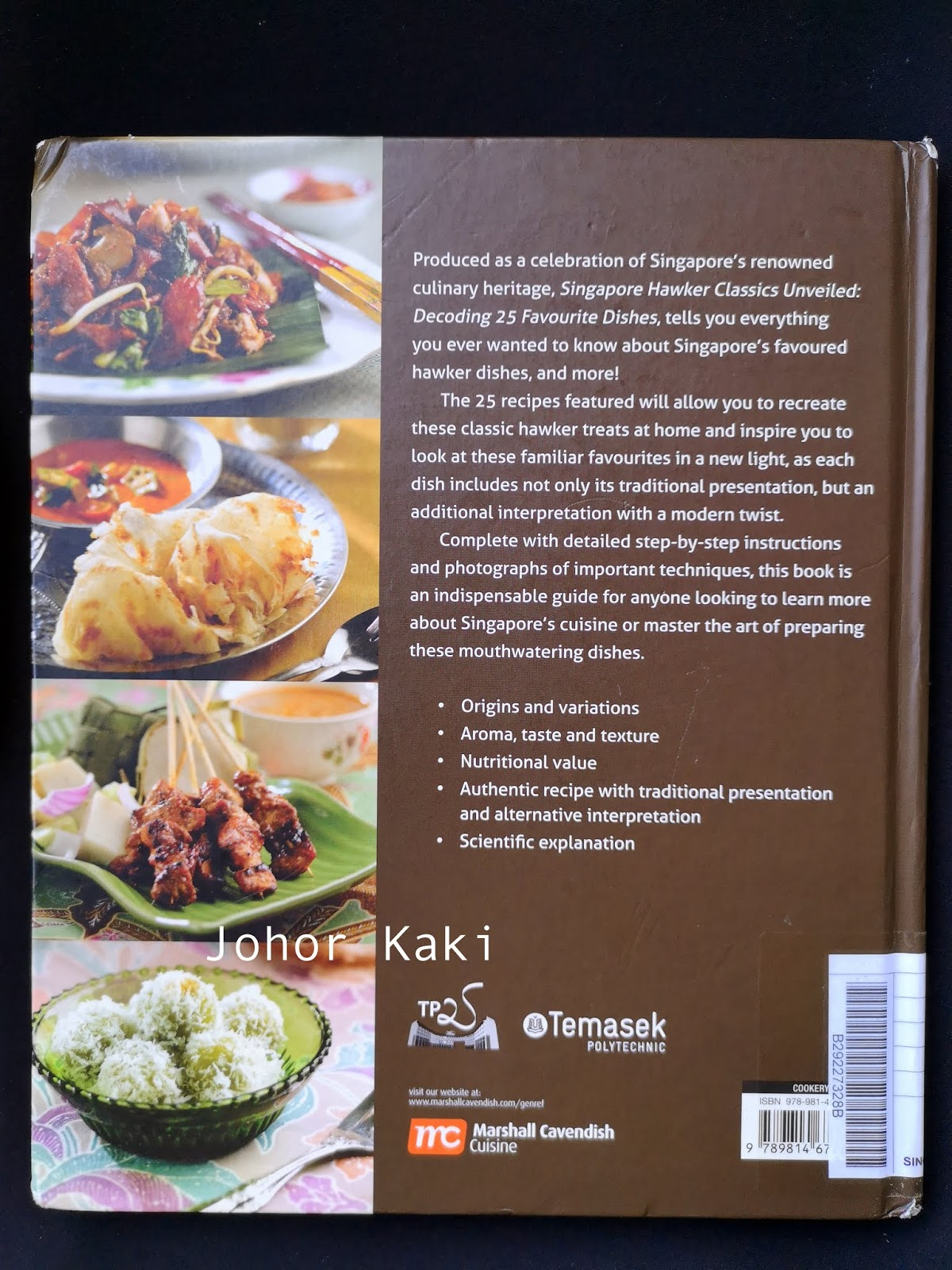 Singapore hawker classics unveiled books i read johor kaki travels to whom do i recommend this book forumfinder Images