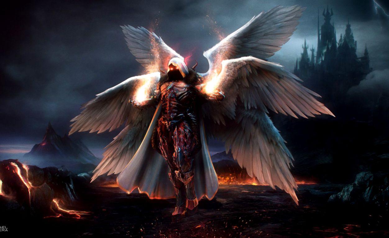 Diablo 3 Archangel Hd Wallpaper Wallpapers Power
