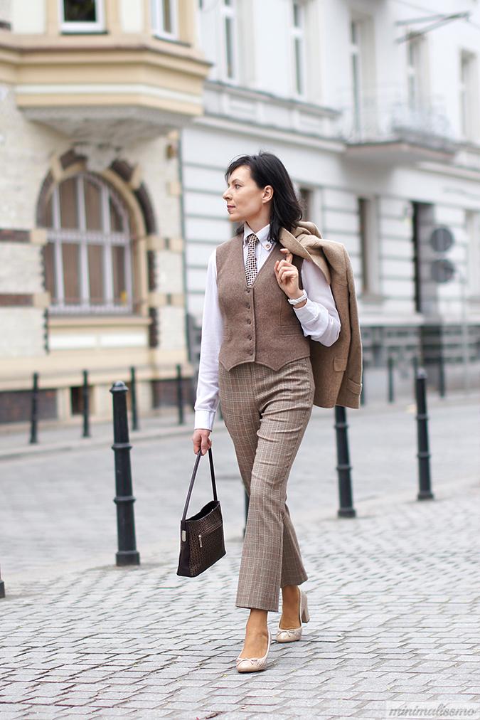 English style, fashion
