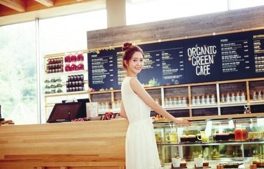 Yoona SNSD saat liburan