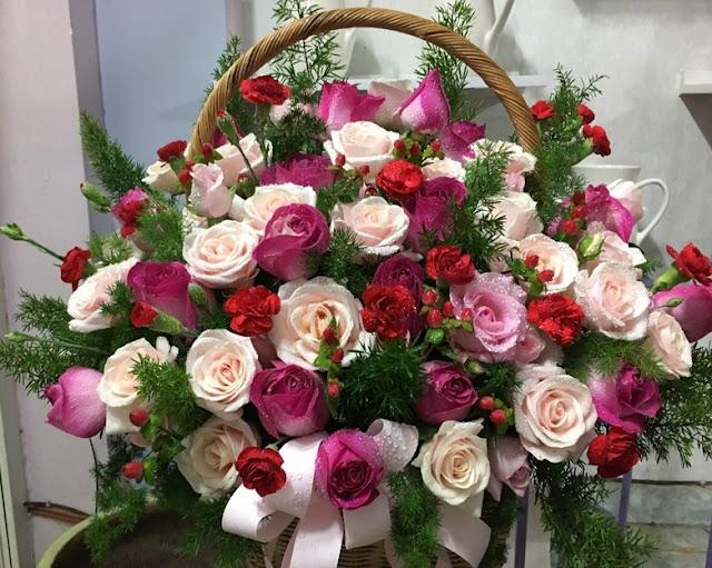 Shop hoa tươi Ngãi Giao Châu Đức