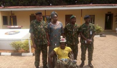 Anambra State, Chijioke Raphael Uraku, Camouflage, Artillery regiment, News,