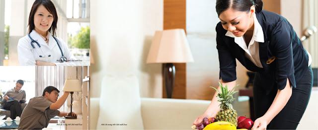 Dịch vụ cao cấp 5 sao Vinhomes Gardenia