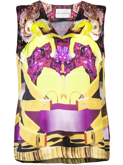 Mary_Katrantzou_Bold_Purple_Horse_Top