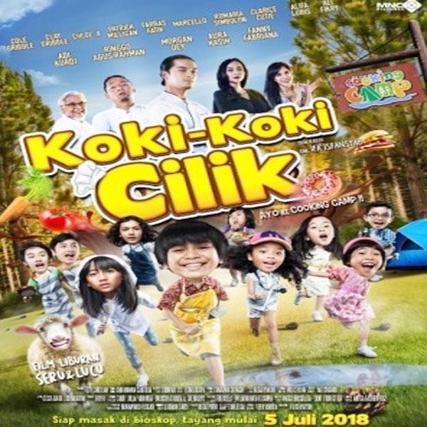 Koki-Koki Cilik, Film Koki-Koki Cilik, Trailer Koki-Koki Cilik, Review Koki-Koki Cilik. Sinopsis Koki-Koki Cilik, Download Poster Koki-Koki Cilik