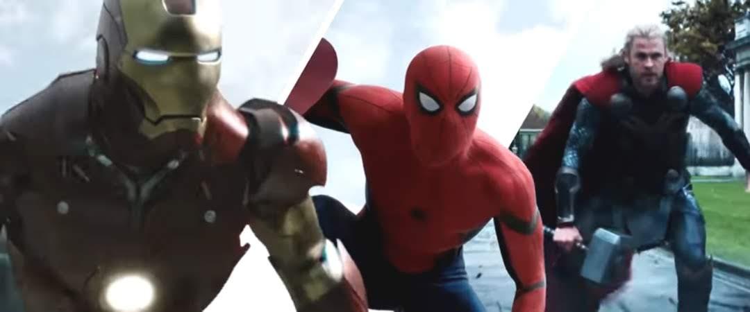 Marvel X : マーベル・シネマティック・ユニバース 10周年にトリビュートしたクールなマッシュアップのアニバーサリー・ビデオ「マーベル X」をお楽しみください ! !