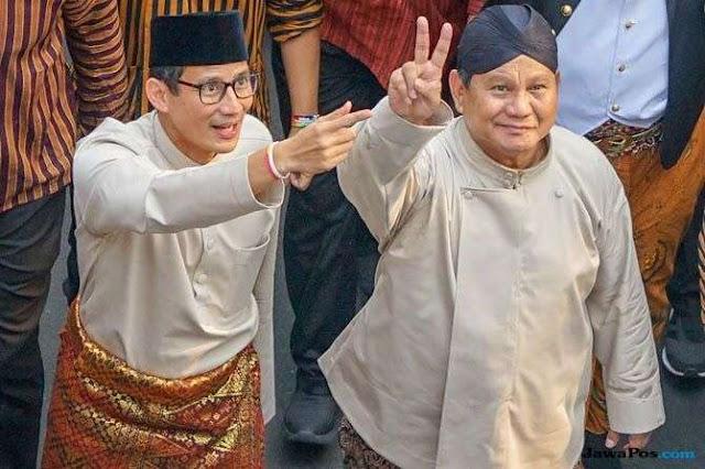 Di Depan Warga Surabaya, Inilah Janji Prabowo Jika Nanti Jadi Presiden