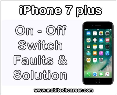how to, fix, solve, repair, Apple iPhone 7 plus, auto, switch on, off, faults, problems, solution, phone repairing, course, software, pdf book, download, ebook, book, apps, android app, itune apps, windows apps, notes, tutorials, guide, tips, tricks, syllabus, jumpar book, online free mobile repair course in Hindi.