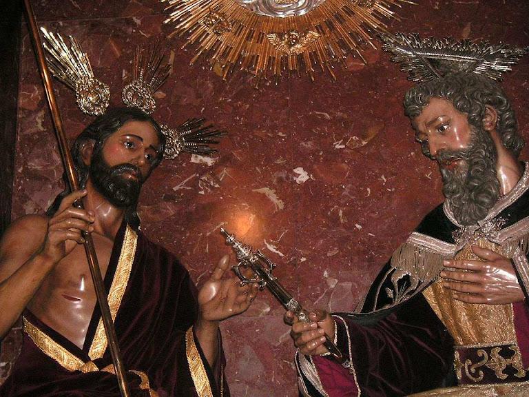 Deus Pai e Deus Filho, Sevilha, Espanha