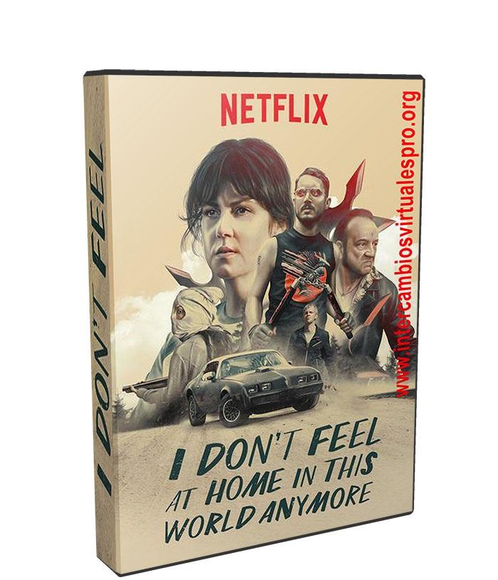 Ya no me siento a gusto en este mundo poster box cover