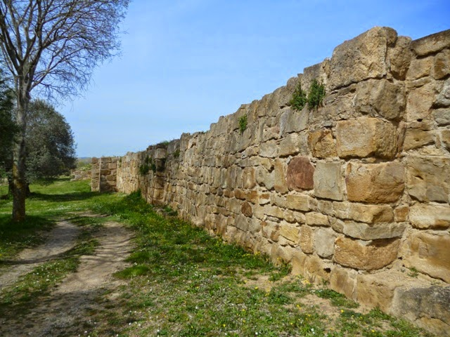 Murallas de Ullastret