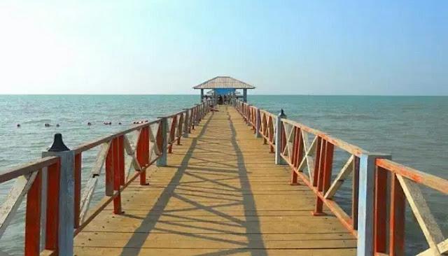 Wisata Pantai Alam Indah Tegal